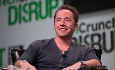 Dropbox CEO Drew Houston