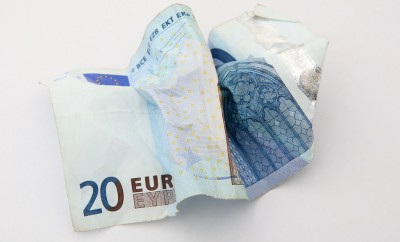 Ein 20-Euro-Schein bringt zwei Liebende wieder zusammen