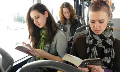 Freier Nahverkehr für Bücherwürmer