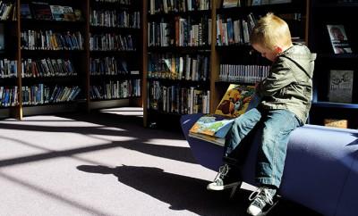 Schottland: Bibliotheksmitgliedschaft für alle Kinder