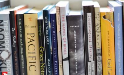 Postbote Ron Lynch verhilft Kindern zu Büchern und Bildung