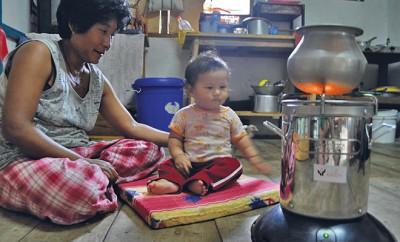 Dazin entwickelt rauchfreie Kochalternative für Entwicklungsländer