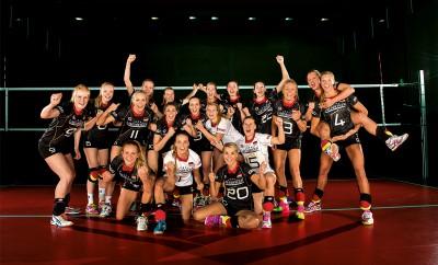 Deutschlands Volleyballfrauen verpatzen EM Generalprobe