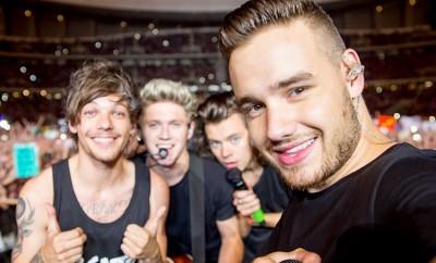 Harry Styles Liam Payne Louis Tomlinson und Niall Horan veraergern Fans