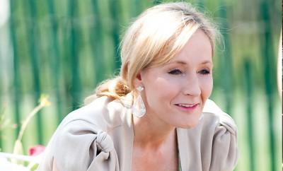 J.K. Rowling für Flüchtlingsappell kritisiert