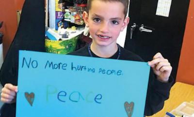 Martin Richard Bridge Builder: Kinder als Botschafter des Friedens