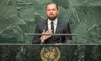 Leonardo DiCaprio engagiert sich verstärkt für den Klimaschutz