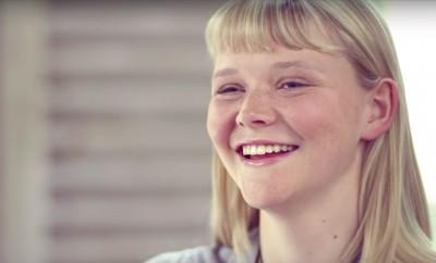 Listerine verleiht blinden Menschen ein Lächeln