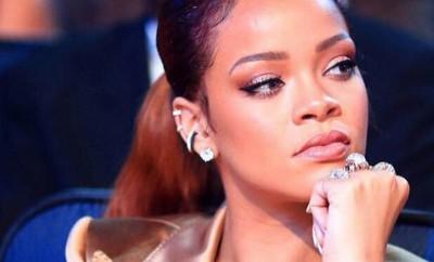 Rihanna beim Knutschen mit Rapper Travis Scott erwischt