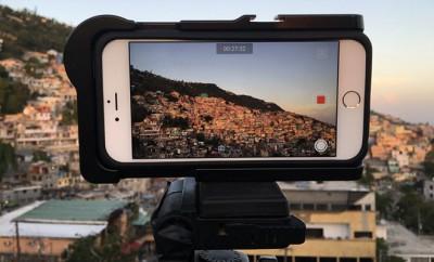 The Painter of Jalousie - Erster Dokumentarfilm in 4K nur mit einem iPhone 6S gefilmt