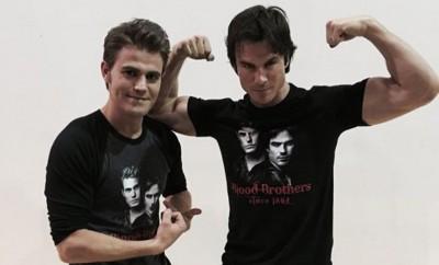 Vampire Diaries-Baby koennte auch von Ian Somerhalder sein
