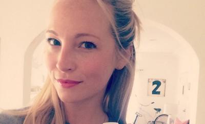 Vampire Diaries - Das sagt Candice Accola zu den TVD-Babygeruechten