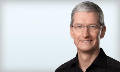 Apple CEO Tim Cook wird für sein Coming Out geehrt