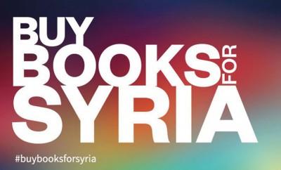 Autoren spenden Einnahmen für syrische Flüchtlinge