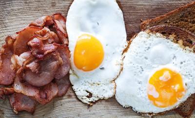 Bacon als Garant für ein langes Leben?