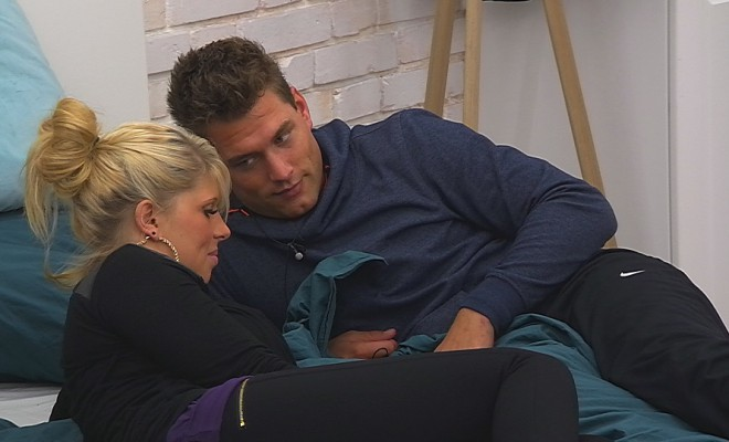kevin und sharon big brother