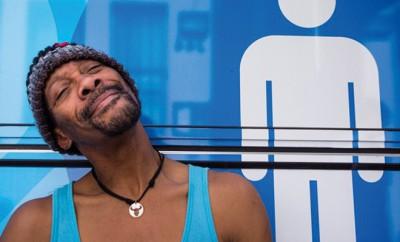 Busservice bietet Duschen für Obdachlose in San Francisco