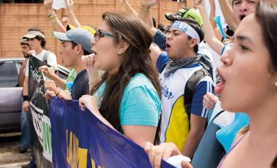 Die friedliche Revolution in Guatemala