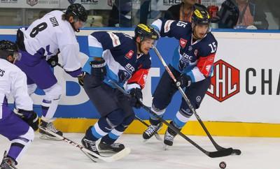 Eishockey Champions League - wer schafft es in das Achtefinale?
