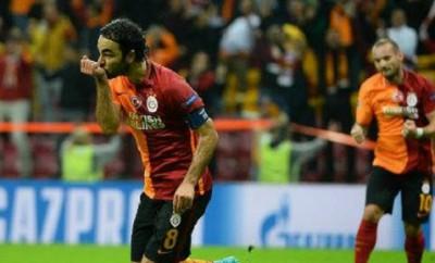 Galatasaray gegen Eskisehir
