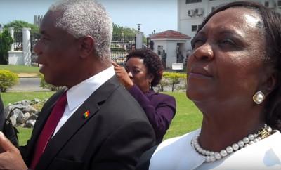 Ghana sagt der Korruption den Kampf an