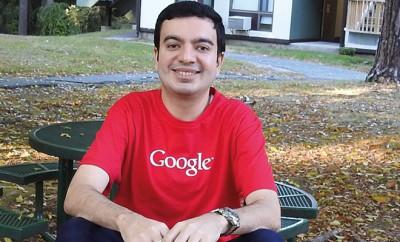 Inder kauft google.com für 12 Dollar und spendet Belohnung