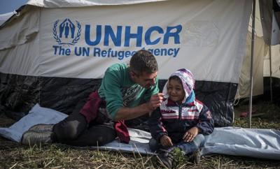 Das Weiße Haus und Kickstarter starten Crowdsourcing für syrische Flüchtlinge