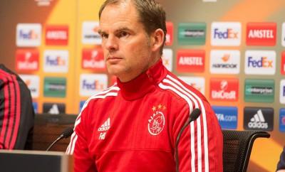 Ajax Trainer Frank de Boer