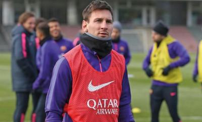 Schafft es Messi rechtzeitig zum Clasico zwischen Real Madrid und FC Barcelona?