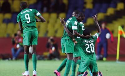 Mali trifft im Finale der U17 Weltmeisterschaft auf Nigeria.