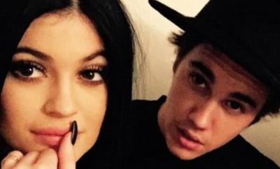 Kylie Jenner schreibt Justin Bieber offensive Nachrichten.
