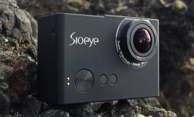 Sioeye Iris4G ist eine ernstzunehmende Alternative zur GoPro.