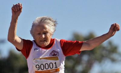 Sport im Alter schützt