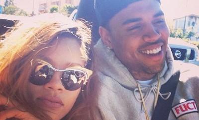 Rihanna hat immernoch regen Kontakt mit ihrem Ex Chris Brown