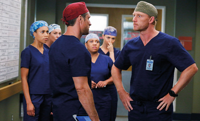 """Grey's Anatomy: Teaser zu """"Things we Lost in the Fire ..."""