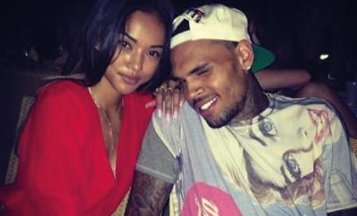 Karrueche Tran kommt nicht von Chris Brown los