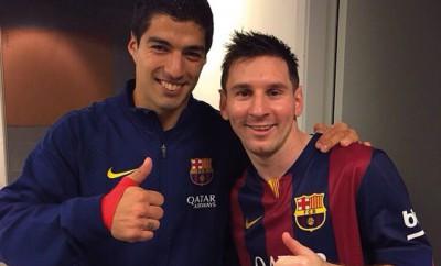 Luis Suarez hat sich beim FC Barcelona zur tragenden Säule entwickelt.