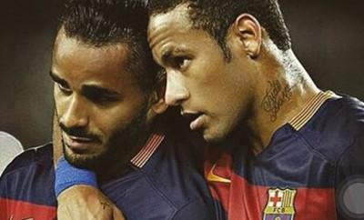 Neymar lässt einen Messis Verletzung vergessen.