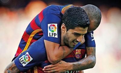 FC Barcelona: Neymar und Suarez in Topform.