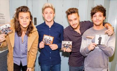 Verarbeiten One Direction die Beziehung von Harry Styles und Taylor Swift?
