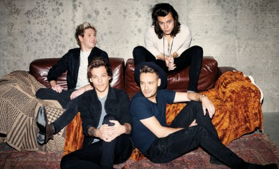One Direction: Hat Harry Styles Olivia für Louis Tomlinson geschrieben?