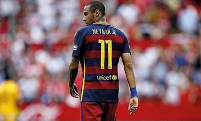 Real Madrid will Neymar verpflichten.