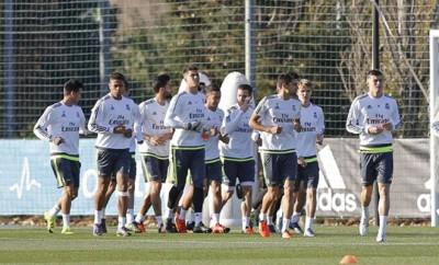 Bei Real Madrid läuft es zur Zeit nicht rund.