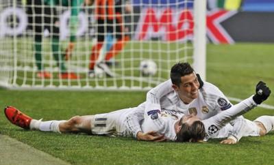 War der überschwängliche Torjubel zwischen Bale und Ronaldo nur gespielt?
