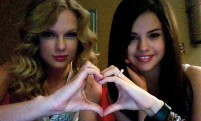 Taylor Swift und Selena Gomez sind wie Schwestern.