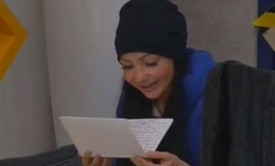 Big Brother: Lusy ist gerührt von Biancas Brief.