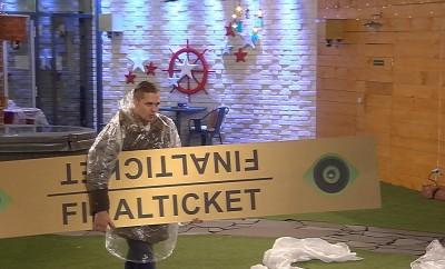 Big Brother: Christian steht unverdient im großen Finale.