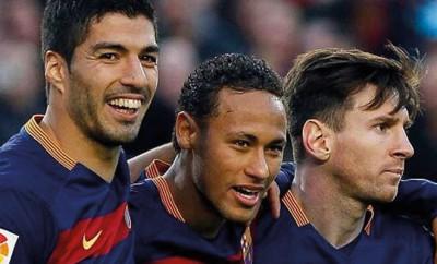 Wird der FC Bacelona Messi, Neymar und Luis Suárez verkaufen müssen?