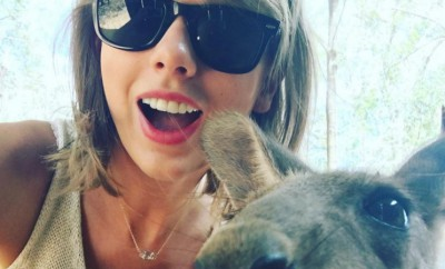 Taylor Swift ist immer noch die unangefochtene Nummer eins, vor Adele.