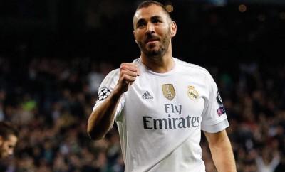 Karim Benzema ist die Nummer 9 bei Real Madrid.